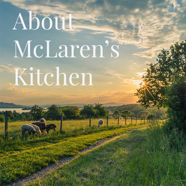 About McLaren's Kitchen